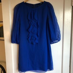 Beautiful blue Tibi Dress